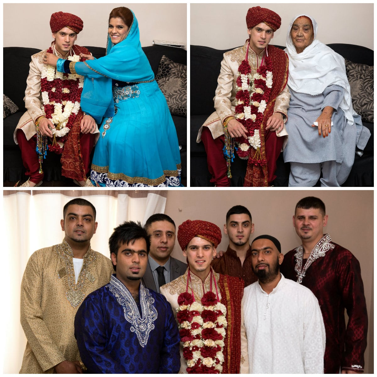 Muslim wedding photography and videography west midlands