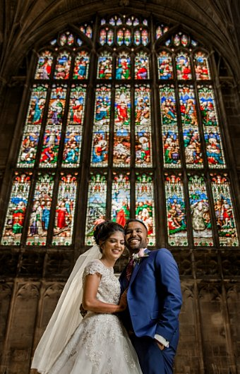 wedding videography in West Midlands