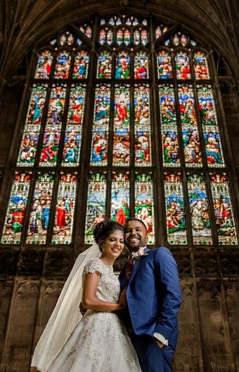 wedding videographer West Midlands