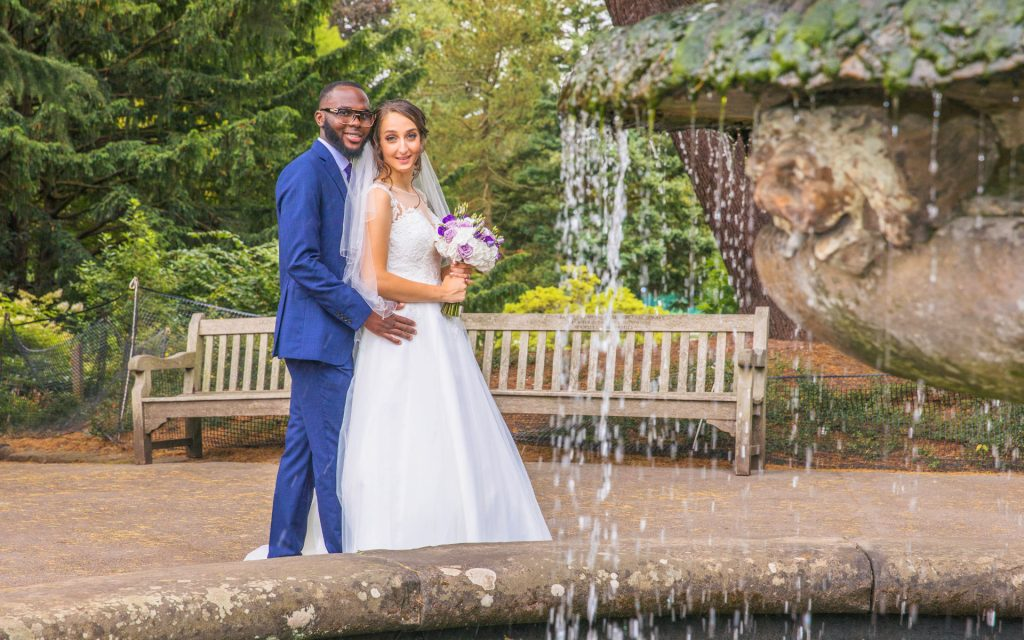 Wedding Photographer in Cheltenham England