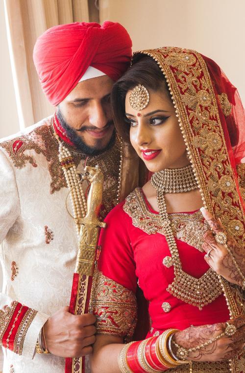 wedding photo taken in the united kingdom